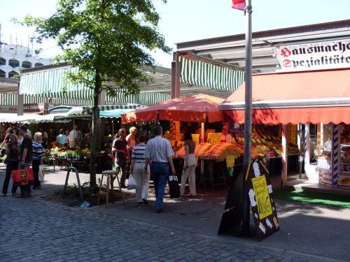 Carlsplatz - IG Düsseldorfer Marktkleinhändler