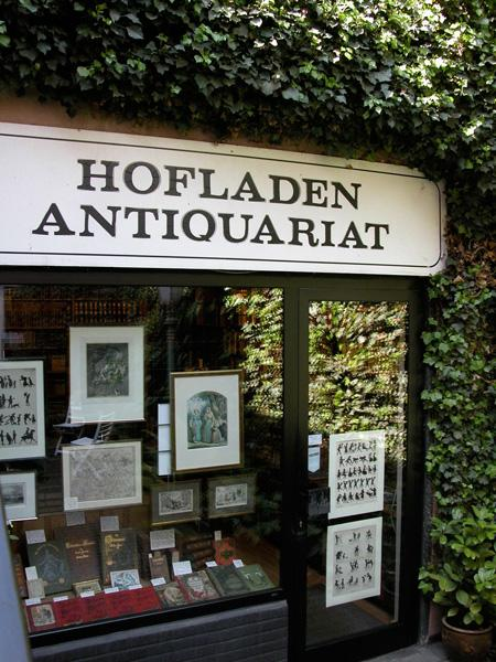 Hofladen Antiquariat Ganseforth