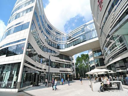 Von der Moderne in die Zukunft - Architektur-Ikonen in Düsseldorf