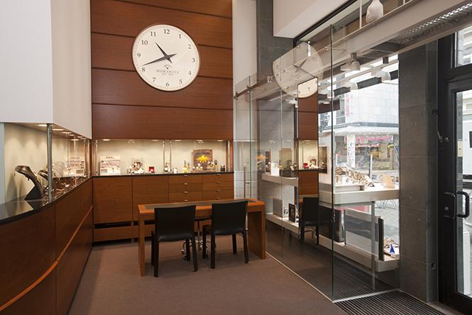 Morawitz - Uhrmachermeister und Juwelier