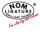 NOM Ligatur - Für Saxofone und Klarinetten by Norbert Ferkinghof