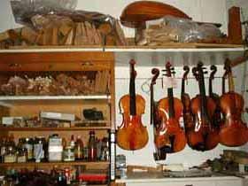 Geigenbau Rodolfo Angilletta