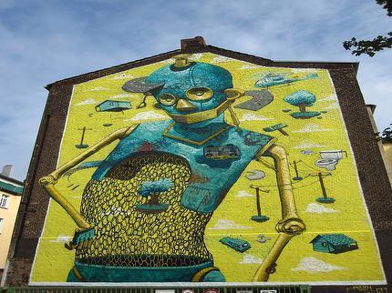Urban Art Walk